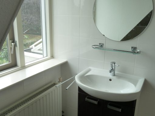 Douche & Toilet