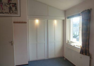 Slaapkamer inbouwkasten